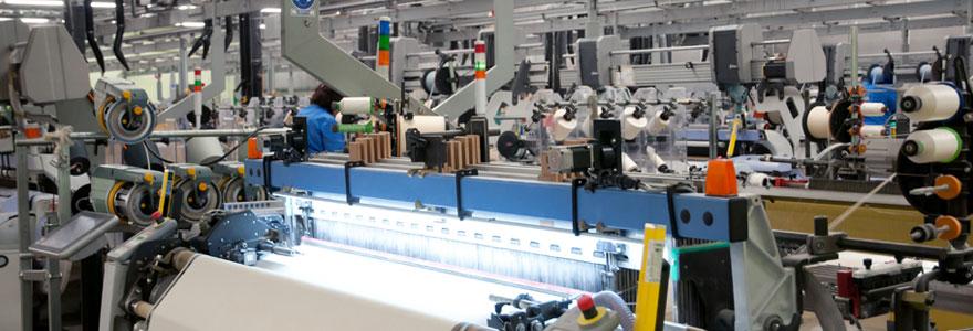 Les métiers des industries du textile